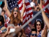 World Cup Fever Spreads As USA Prepares To Face Germany