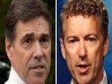 War Of Words: Rick Perry Vs. Rand Paul