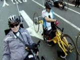 Wounded Warriors Begin 2014 Soldier Ride