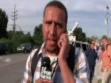 WaPo Reporter Recounts Arrest On The Job In Ferguson