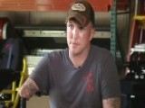 Wounded Warrior Describes His Path To Recovery