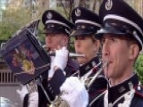 West Point Band Performs 'Stars And Stripes Forever'