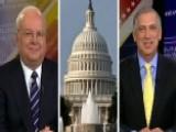 Washington's Balance Of Power At Stake