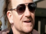 Why Bono Always Wears Sunglasses