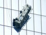 Window Washers Pulled From Side Of One World Trade Center