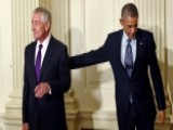 White House Scapegoating Secretary Hagel?