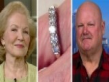Woman Reunited With Family Wedding Ring