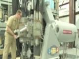 War Games: Navy Debuts New Star Wars-style Railgun