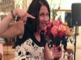 Woman Seeks World Record For Catching 46 Bridal Bouquets