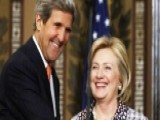 Would You Buy Them Dinner? : Hillary Clinton And John Kerry