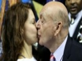What's Behind Ashley Judd's Kiss With Dick Vitale?