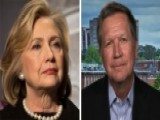What John Kasich Really Thinks About Hillary Clinton