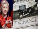 Wall Street Titans Clash Over Hillary Clinton's Campaign