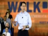 Walker: 'I'm For Reform, Growth, Safety'