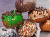 Wacky Do-it-yourself Doughnuts