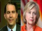 Walker: Enough With Trump, Clinton Is The Real Opponent