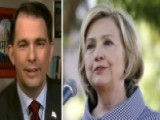 Walker: Clinton Put Our National Security At Risk