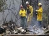 Wildfire Fears Remain For 'critically Dry' California