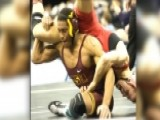 Wrestler With One Leg Conquers The Mat To Inspire Others