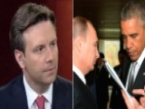 White House Previews Obama's Meeting With Putin