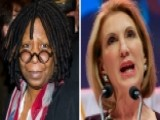 Whoopi Goldberg Defends Treatment Of Carly Fiorina