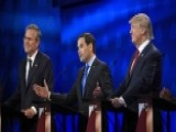 Who Has Most To Win, Lose At Next GOP Debate?