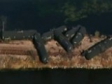 Wisconsin: Two Freight Trains Derail In Two Days
