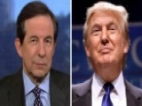 Wallace On Trump's Rant: 'Curious Way To Run For President'