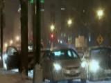 Washington D.C. Prepares For Blizzard