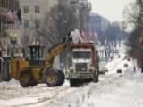 Washington DC Still Shut Down After Massive Snow Storm