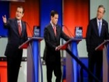 Which Candidates Were Most Stressed At Fox News Debate?