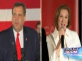 Where Does Christie, Fiorina Support Go?
