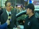 Wounded Warrior Awarded Brand New Car At NY Auto Show