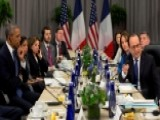 White House Accused Of Censoring French President's Remarks