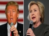Why Frontrunners Trump, Clinton Are Suddenly Stumbling