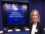 WH Conference Aimed At Breaking Down Stereotypes In Toys
