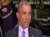 Web Extra: Obama On Reaching Out To Muslims