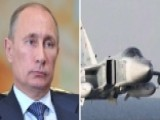 What Message Is Putin Sending With US Navy Flyby?