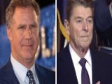 Will Ferrell's Plan To Portray Reagan Sparks Outrage