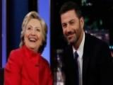 Where Has Hillary Clinton Been?