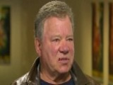 William Shatner Celebrates 50th Anniversary Of 'Star Trek'