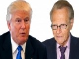 Wallace On Trump's 'very Curious' Interview With Larry King
