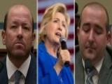 Wall Of Silence At Clinton Email Hearing