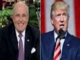 What Advic 00004000 E Does Rudy Giuliani Have For Donald Trump?