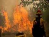 Wildfire Scorches Central California, Forces Evacuations