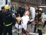 Witnesses Share Details About The NJ Train Crash