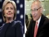 WikiLeaks Dump Provides An Inside Look Into Clinton Campaign