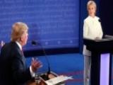 Who Won Wednesday's Presidential Debate?