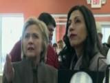 Wikileaks Reinforces Doubts About Clinton And Sensitive Data