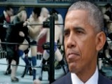 Wrestlers Give Advice To Dejected Democrats